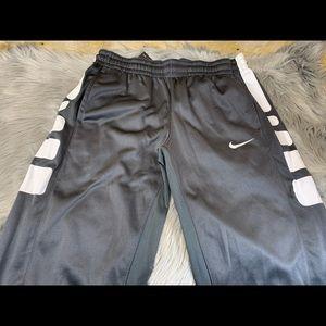 Nike Women's Elite Stripe Pants Size L Large